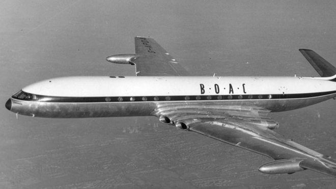 Chiếc phi cơ Anh làm thay đổi ngành hàng không thế giới