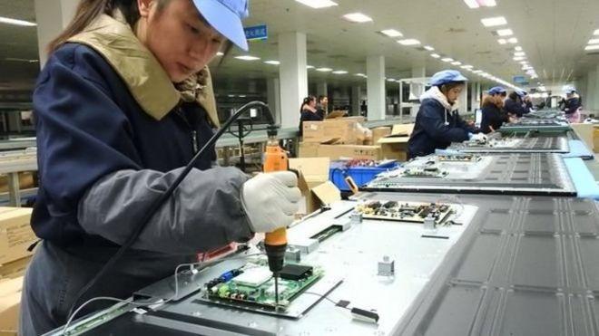 Công nghiệp kỹ thuật Trung Quốc