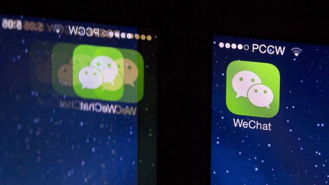 El secreto del éxito de WeChat