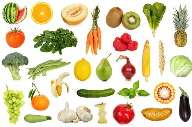 Fruit and veg: For a longer life eat 10-a-day - BBC News