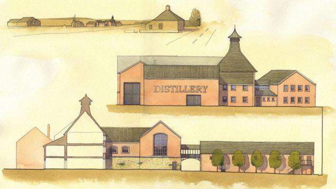 Princetown Distillery