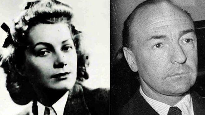 Гизела Уайнгард и Джон Профьюмо
