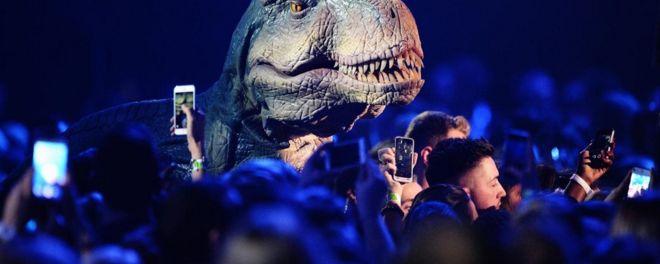 اگر دایناسورها منقرض نشده بودند - جان پیکرل