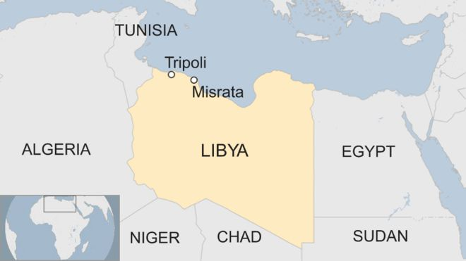 Libyan mayor Mohamad Eshtewi kidnapped and killed in Misrata BBC News