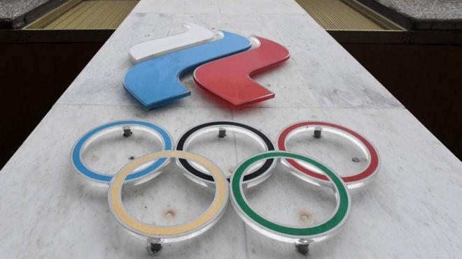 Олимпийский логотип