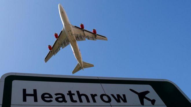 British Airways частично возобновляет полеты