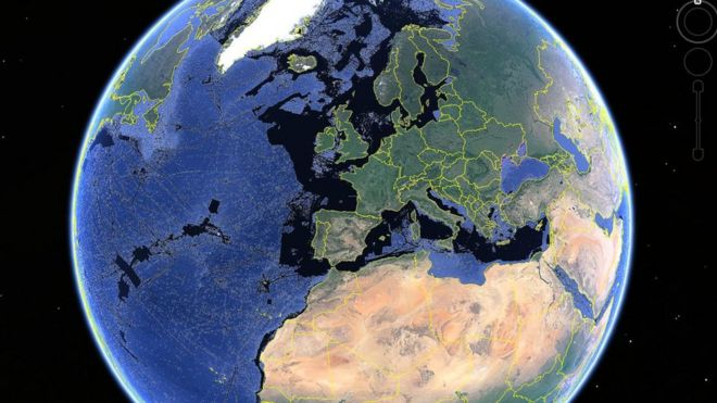 Nasastyle Mission Needed To Map Ocean Floor BBC News - What technology allows us to map ocean floor features