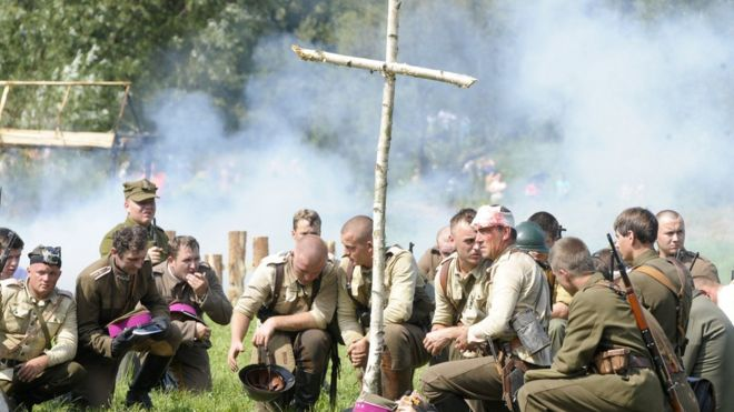 Ba Lan vệ quốc bằng niềm tin Công giáo