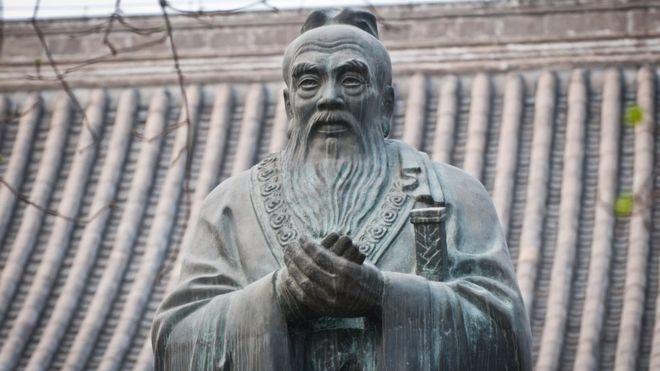Традиционная этика Китая основана на идеях Конфуция