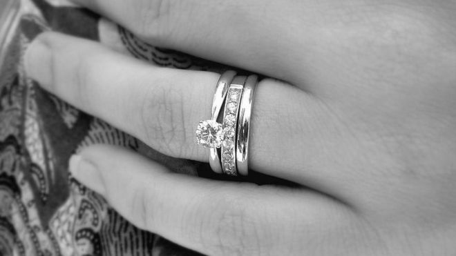 Canadian judge rules woman can keep 14300 engagement ring BBC News