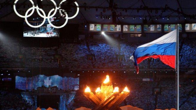 Олимпийская допинг драма России в вопросах и ответах Русская  Церемония закрытия Ванкувер