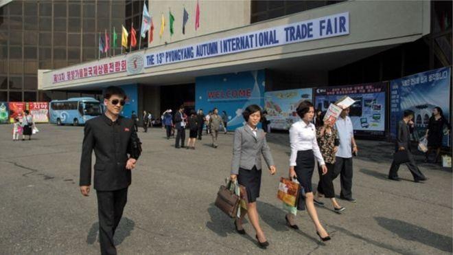 Hội chợ Thương Mại Bình Nhưỡng Mùa thu lần thứ 13