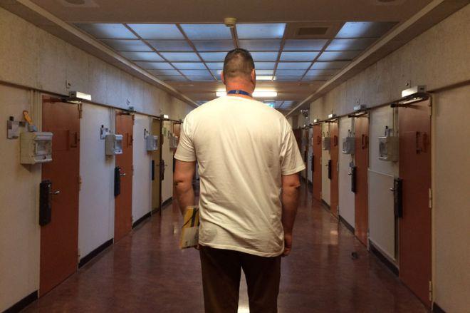 Prisionero holandés en Esserheem