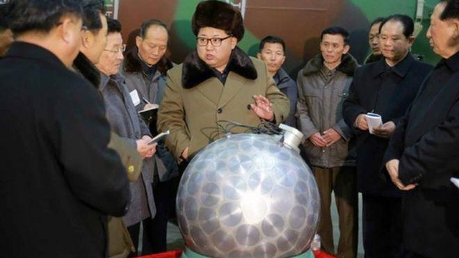 Picha ya Kim Jong-Un