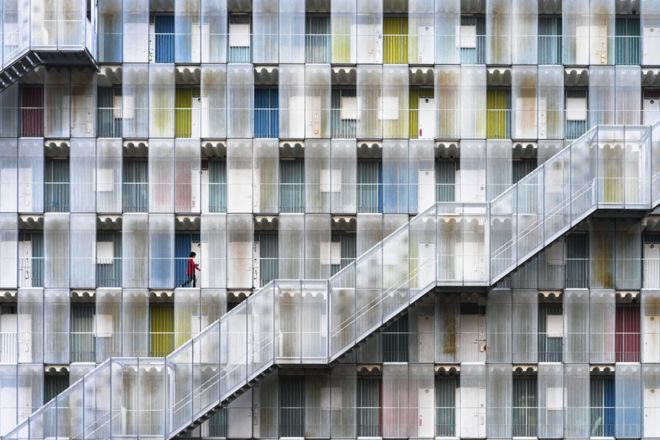 A building in the Gifu Prefecture of Japan