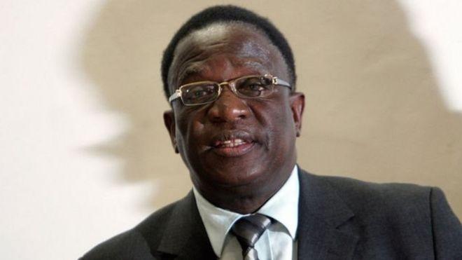 Mfahamu rais mpya wa Zimbabwe Emmerson Mnangagwa