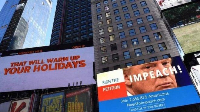 Билборд на Таймс-сквер