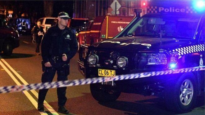 ВАвстралии предотвратили теракт наборту самолета