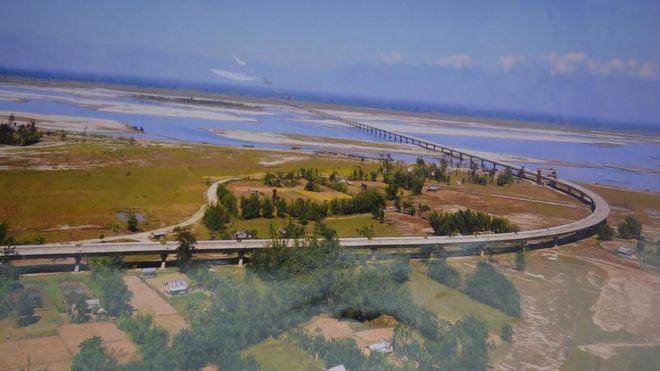 Dhola bridge