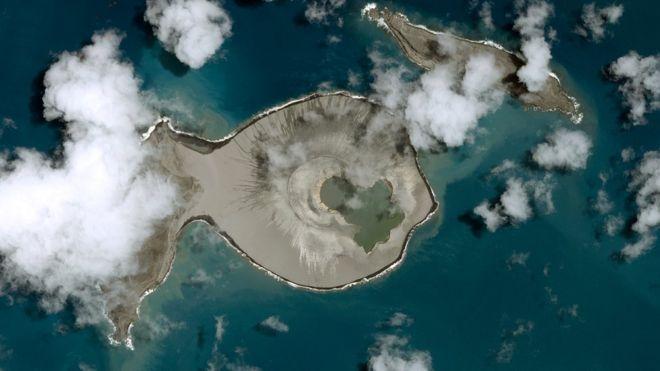 Ilha em Tonga