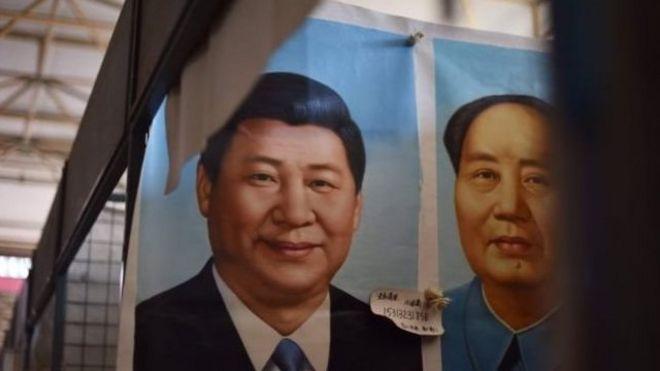 習近平,毛澤東