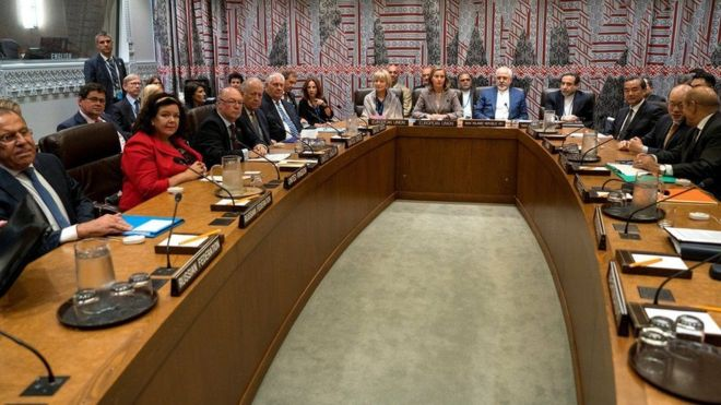 الولايات المتحدة تقر بالتزام إيران بالاتفاق النووي لكن لديها مخاوف