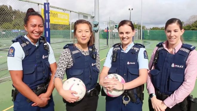 Image result for new zealand police