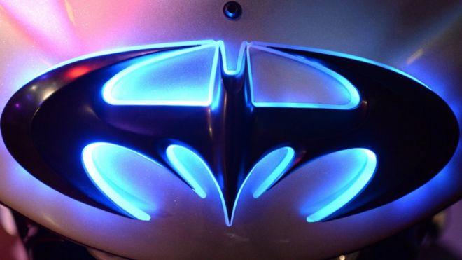 Logo de Batman y Robin