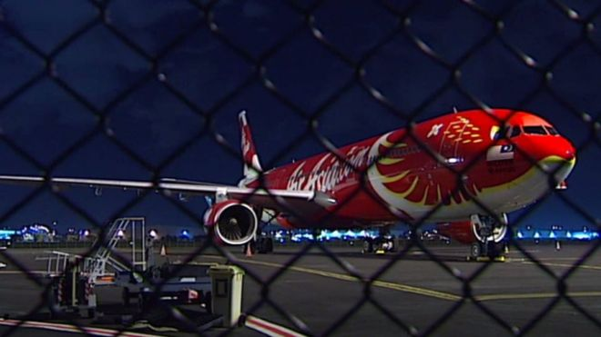 AirAsia hostess 'prayed' as plane's engine failed mid-flight after 'bird strike'