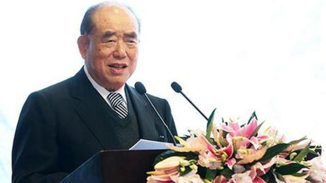 台灣再有退役高級將領赴中國大陸參加政治性活動,台灣當局表示將另立法限制。