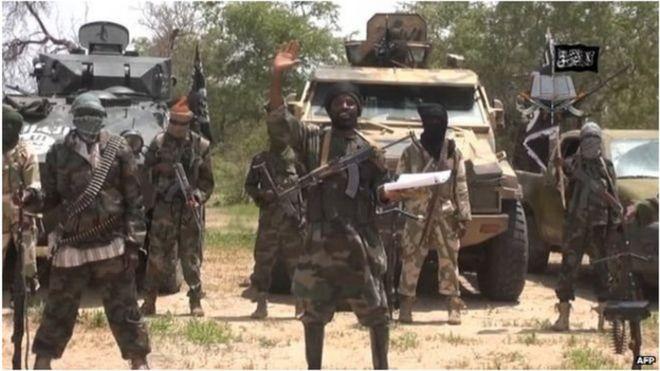 Wapiganaji wa Boko Haram