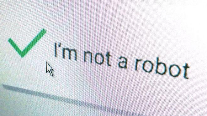 Google develops invisible web security Captcha form - BBC News
