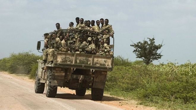 Image result for Ethiopian troop withdrawal