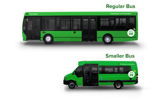 Akıllı otobüs seferlere başlıyor