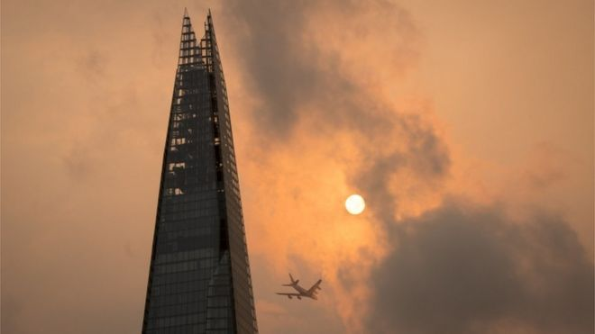 Central London (The Shard)