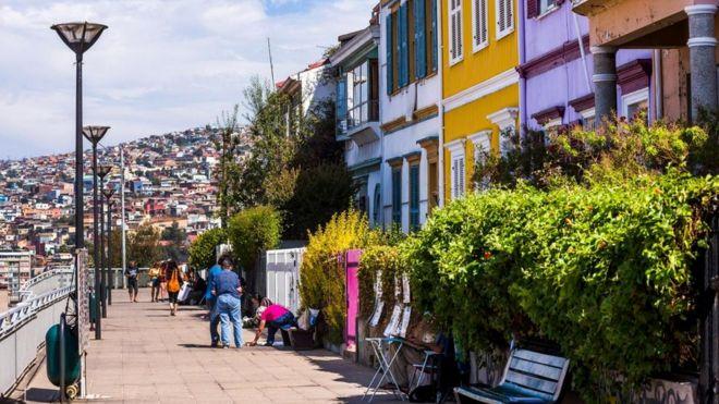 Чили - одно из самых стабильных и некоррумпированных государств в Южной Америке