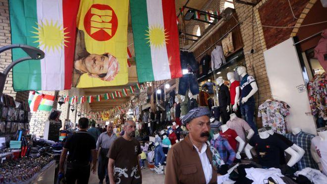 عربستان خواهان لغو همهپرسی استقلال کردستان عراق شد