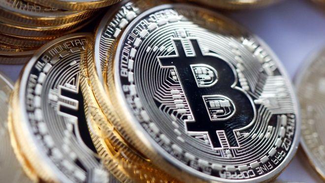 The price of bitcoin has fallen sharply.