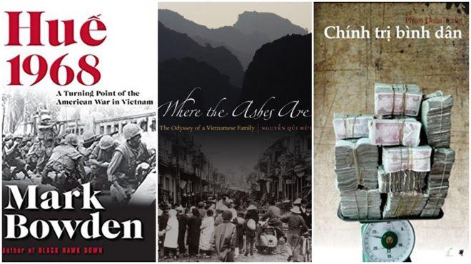 Một số bưu kiện chứa một số bản in của ba quyển sách trên đã bị tịch thu bởi hải quan Đà Nẵng