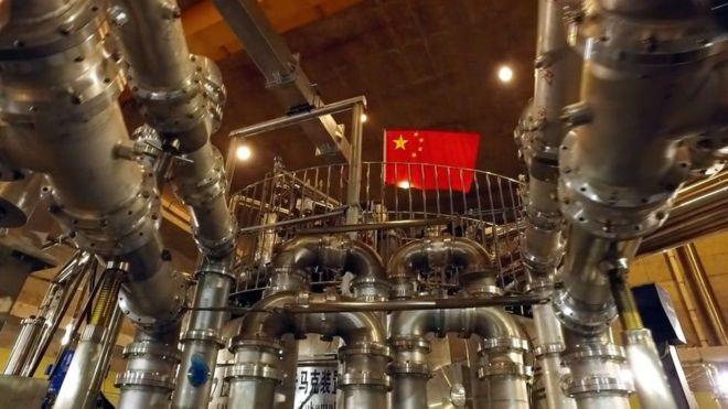 Trung Quốc nói nước này đang đi đầu thế giới trong công nghệ tổng hợp hạt nhân