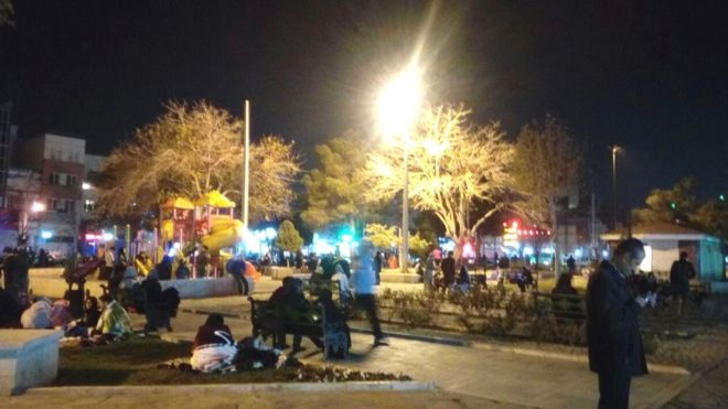 زلزله ای به بزرگی ۵.۲ درجه استان تهران را لرزاند