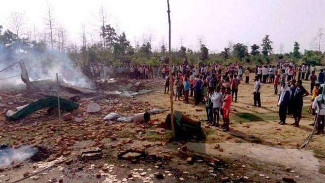 Hindistan'da havai fişek fabrikasında patlama: 23 ölü