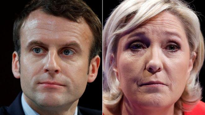 Macron e Le Pen: quem são os candidatos que disputarão o 2º turno na França