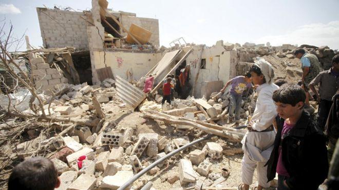 نداء من الشعب الاردني إلى احرار العرب والعالم أوقفوا القتل في اليمن