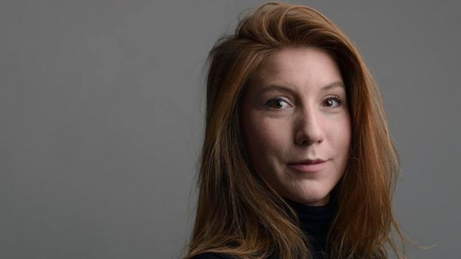 Reporter Kim Wall died in accident on submarine, inventor tells police