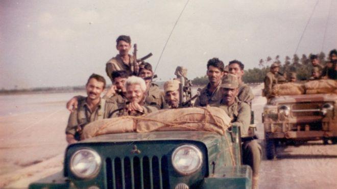 Return to Sri Lanka: Indian soldier revisits a brutal battlefield