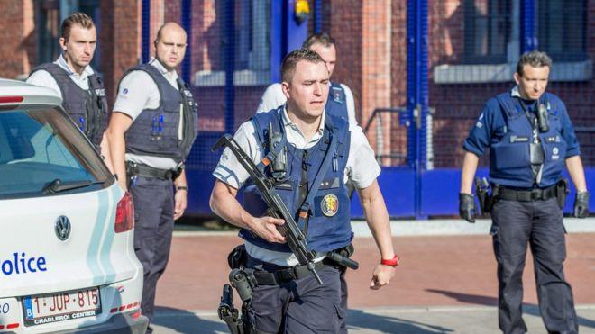 Policía de Charleroi