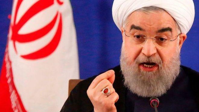 Rais wa Iran Hassan Rouhani: Iran imekana watu waliokamatwa na Saudia ni wanajeshi wake