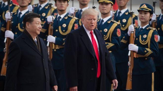 Трамп разочарован информацией опоставках Китаем нефти вКНДР