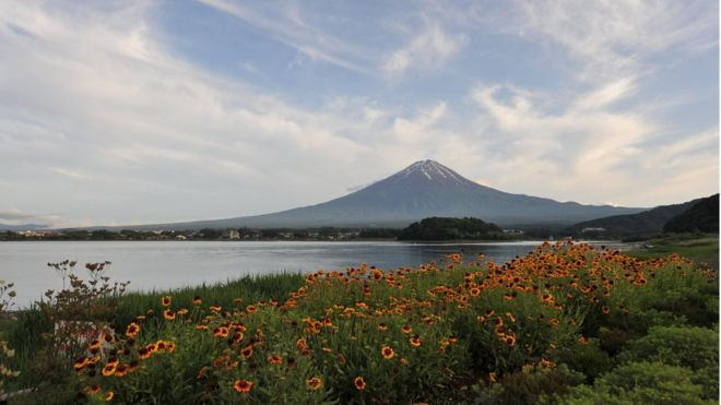 mountain day becomes japan s newest public holiday bbc news